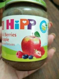 hipp水果蓉