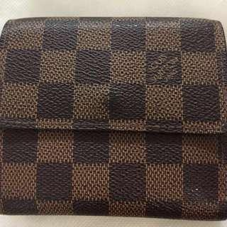 Authentic Louis Vuitton Damier Billfold Wallet