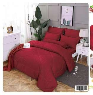 Cadar hotel with comforter #bundlesforyou