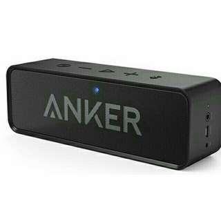 🚚 💯正品現貨🔥🔥:ANKER SoundCore 環迴立體聲 24小時播放 4.0藍牙音箱