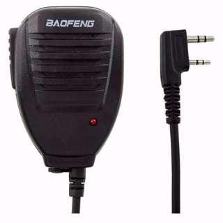 🚚 Limited stock, original Baofeng Shoulder Speaker Mic for BAOFENG or Kenwood, WLN, PUXING, TYT,  WOUXUN, QUANSHENG,  Walkie Talkie