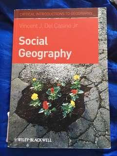 UTM GGR210 Social Geography