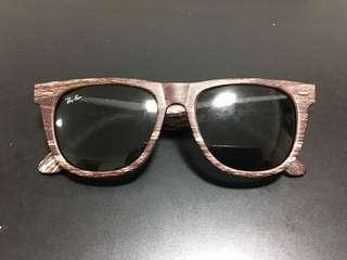 Fashionable Eyewear - Wooden design