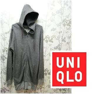 Uniqlo Original Wash Long Sweater