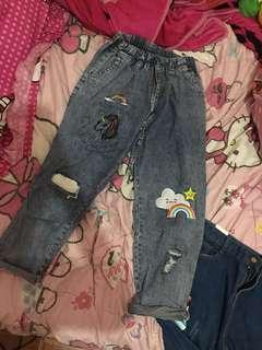 Jeans lucu