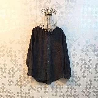 Boyfriend Shirt - Black