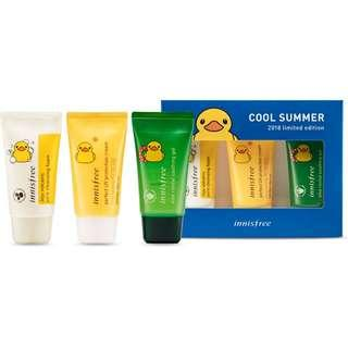 INSTOCK BN Innisfree Cool Summer Kit