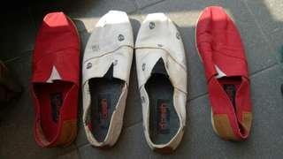Take all Dcash shoes/sepatu wakai