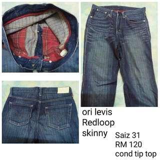 Levis redloop RM 80 FREE POSTAGE