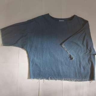 牛仔上衣T-shirt