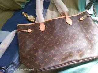 LV NEVERFULL AUTHENTIC QUALITY