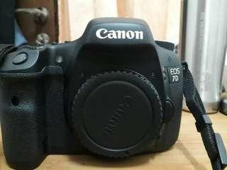 Canon 7D & Lensa Tamron 17-200mm