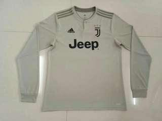 Juventus 18-19 Away Long Sleeve Kit