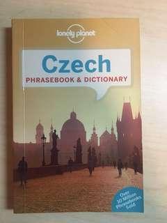 Czech phrasebook& dictionary
