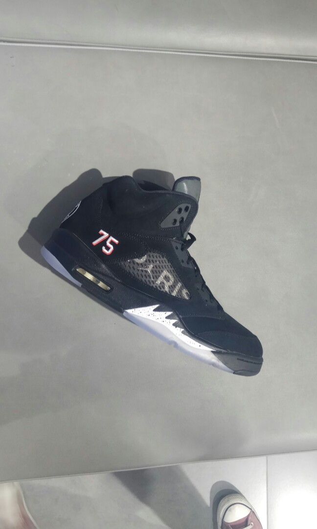 a820ba6f008106 AIR JORDAN 5 X PSG (Paris Saint Germain) US13