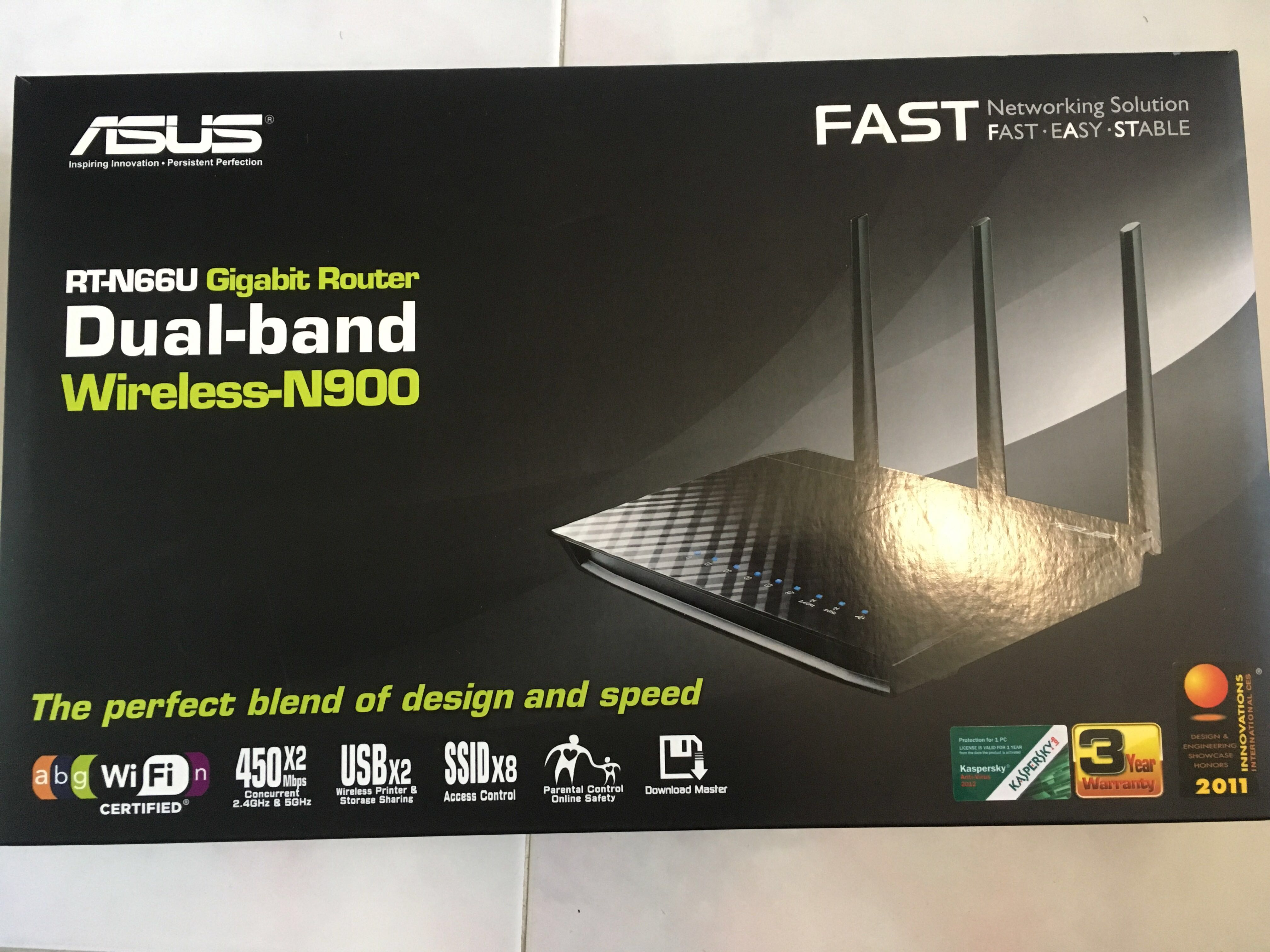 use download master asus router