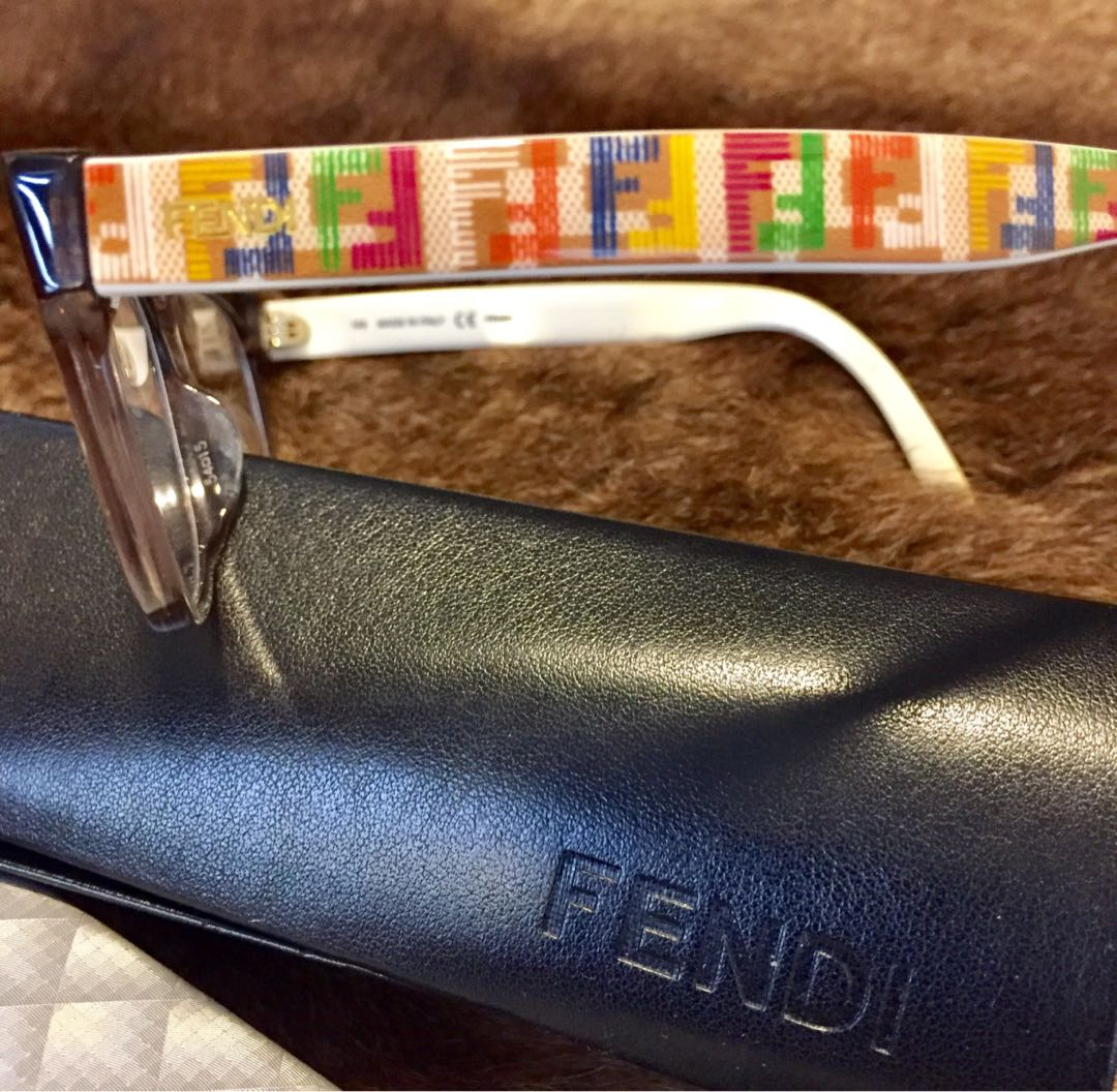 828062c471 Authentic FENDI Eyeglasses