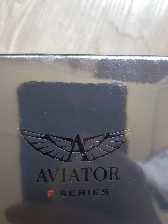 2b96c7878 Aviators Watch by Aviator F-Series - Aviators Brown Strap Beige Dial and Luminous  Indices - Pilot Quartz Chronograph AVW2120G318, Men's Fashion, ...