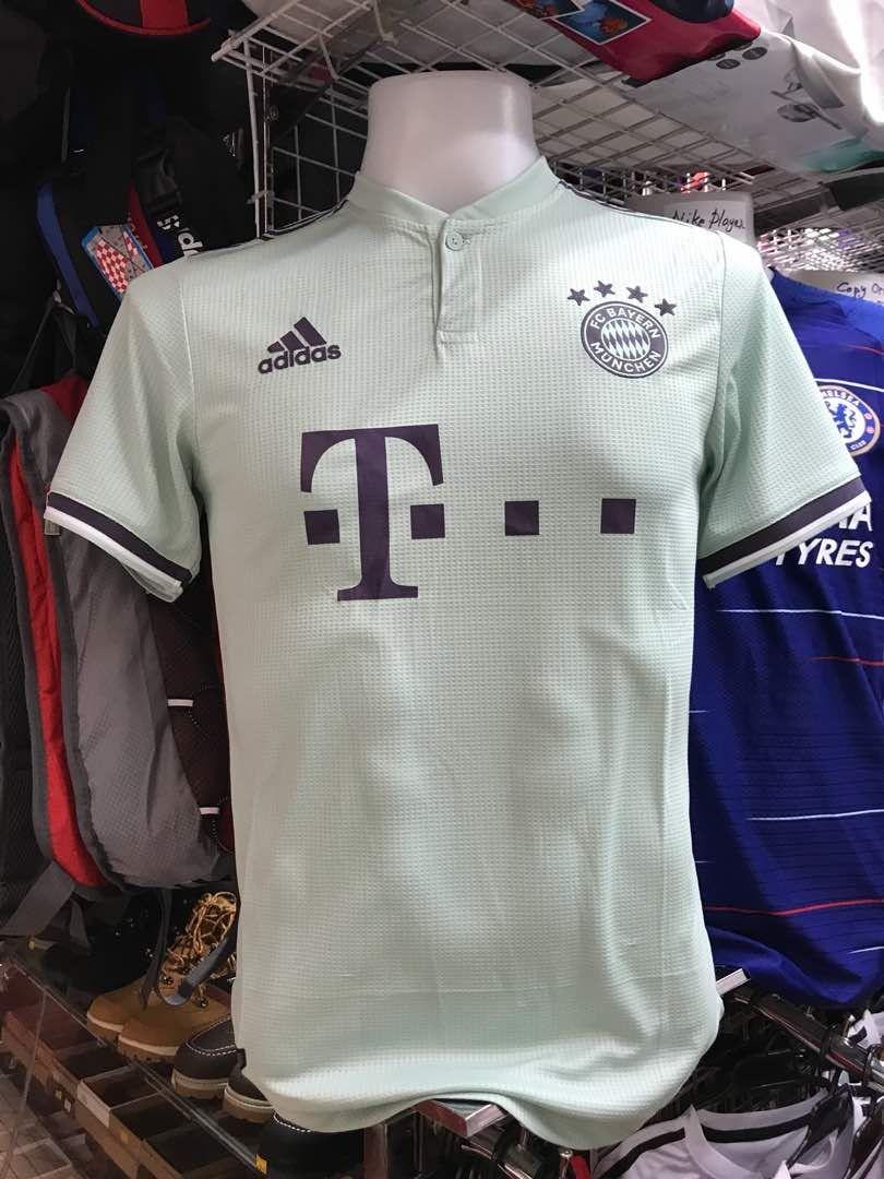 various colors dae09 583b4 Bayern Munich 18/19 Away Jersey, Sports, Sports Apparel on ...