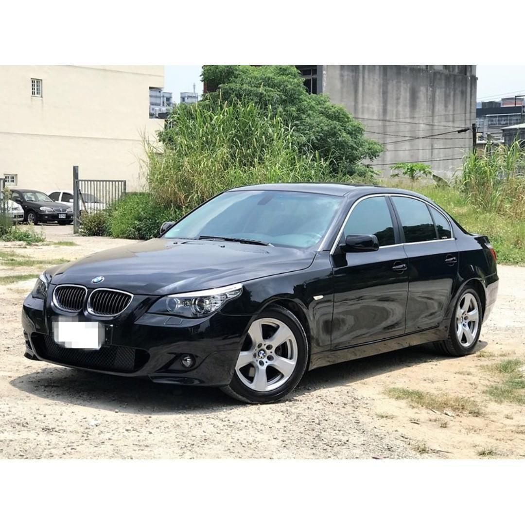BMW經典E60 530i