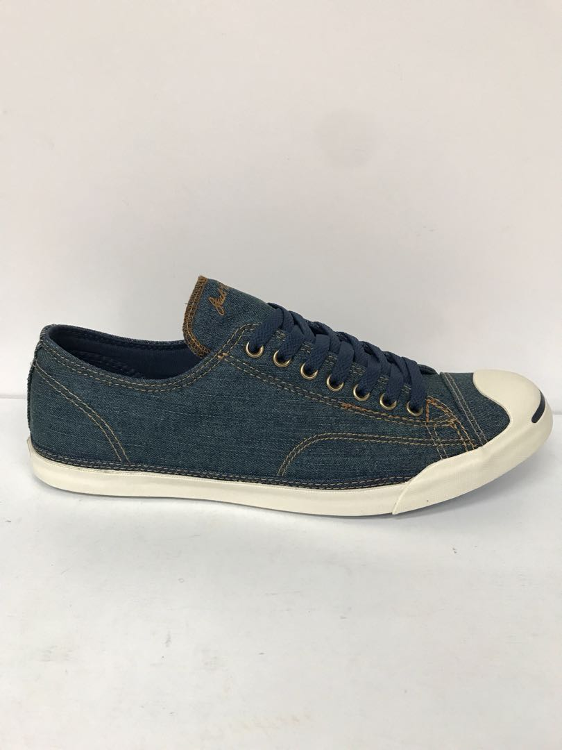 02835a5878ea CONVERSE JACK PURCELL LP L S OX DARK DENIM