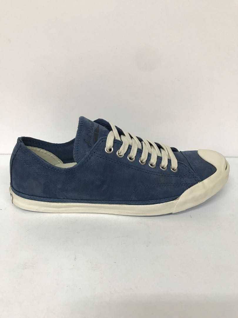 4ee7265293e5 CONVERSE JACK PURCELL LP OX LEATHER NAVY OFF WHITE