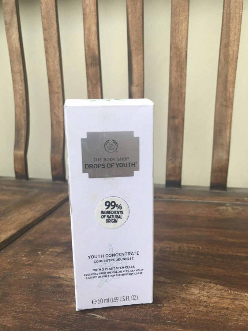 Drops Of Youth Serum The Body Shop Original