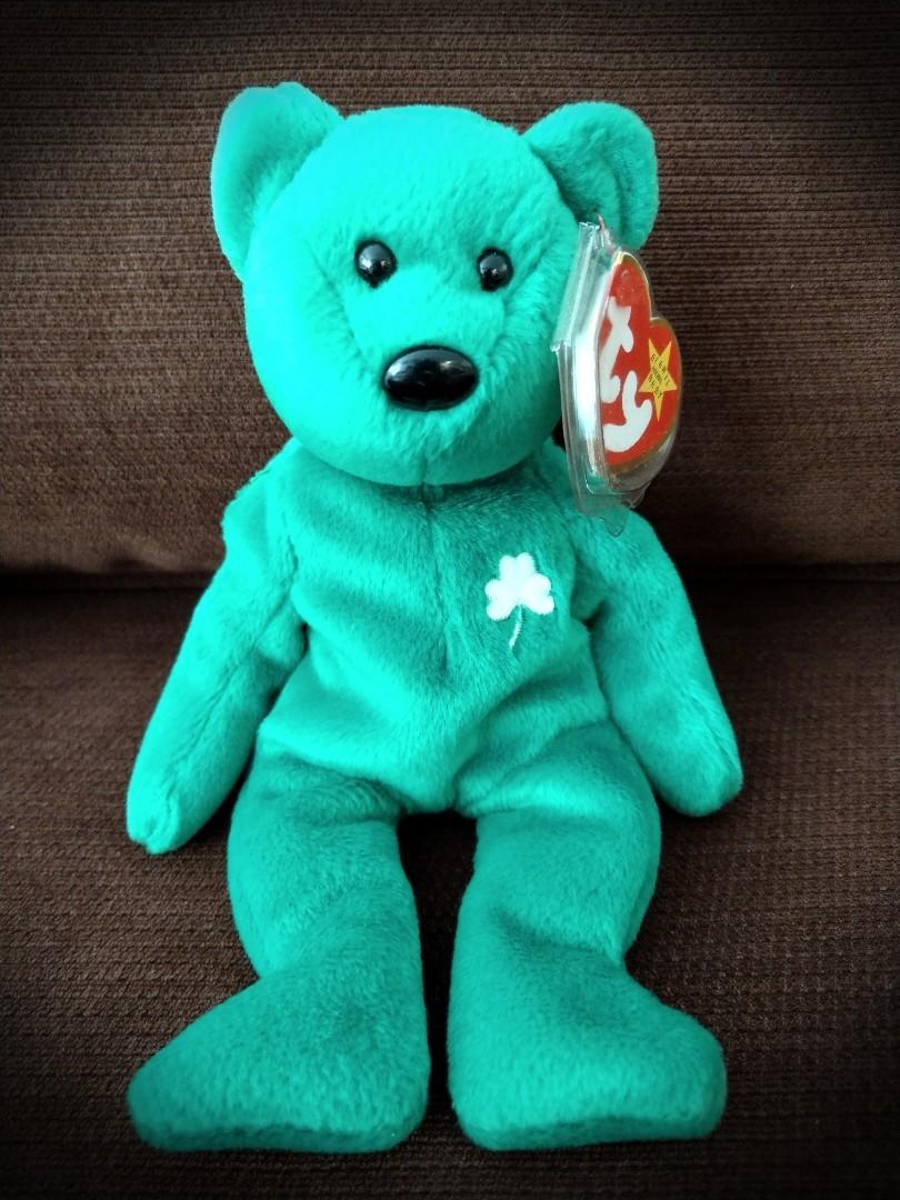 d5b6b6d8d37 Vintage erin the irish bear beanie babies vintage jpg 810x1080 Ireland  beanie baby