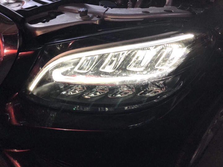 Genuine Mercedes C-Class W205 2019 Facelift LED Headlight and Tail lights