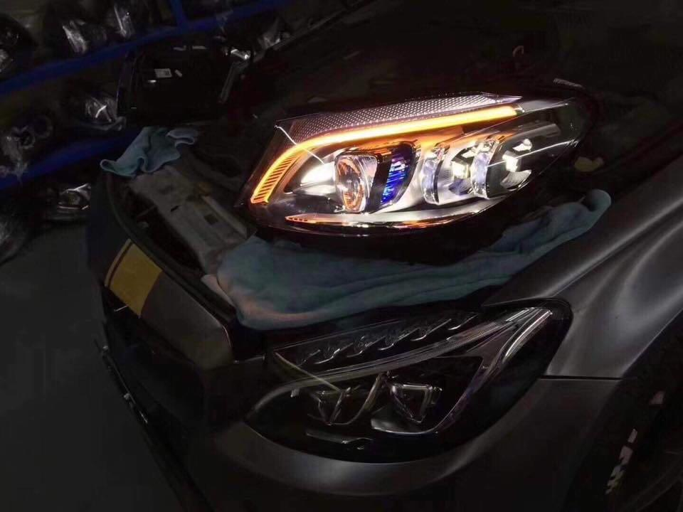 Genuine Mercedes Facelift 2019 W205 Multi Beam LED
