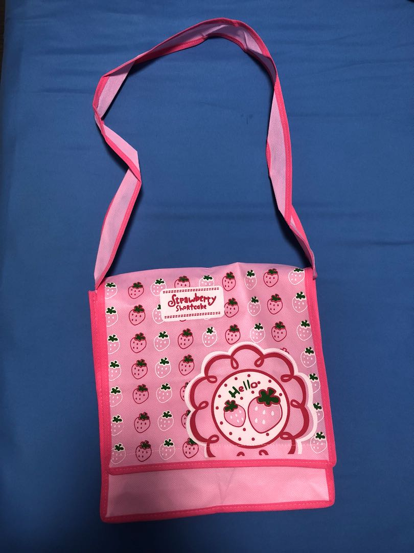 59d3fe56c839 Hello Kitty Sling Bag, Women's Fashion, Bags & Wallets, Others on ...