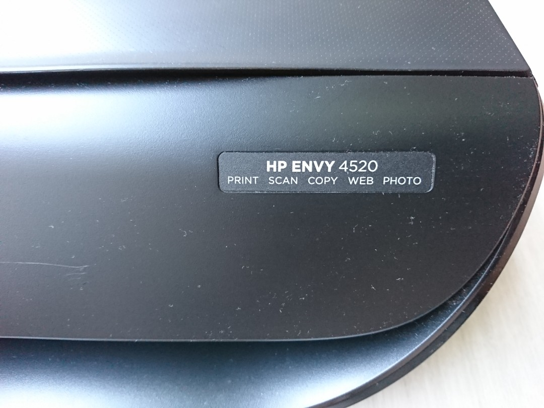 HP Envy 4520 - Scanning only
