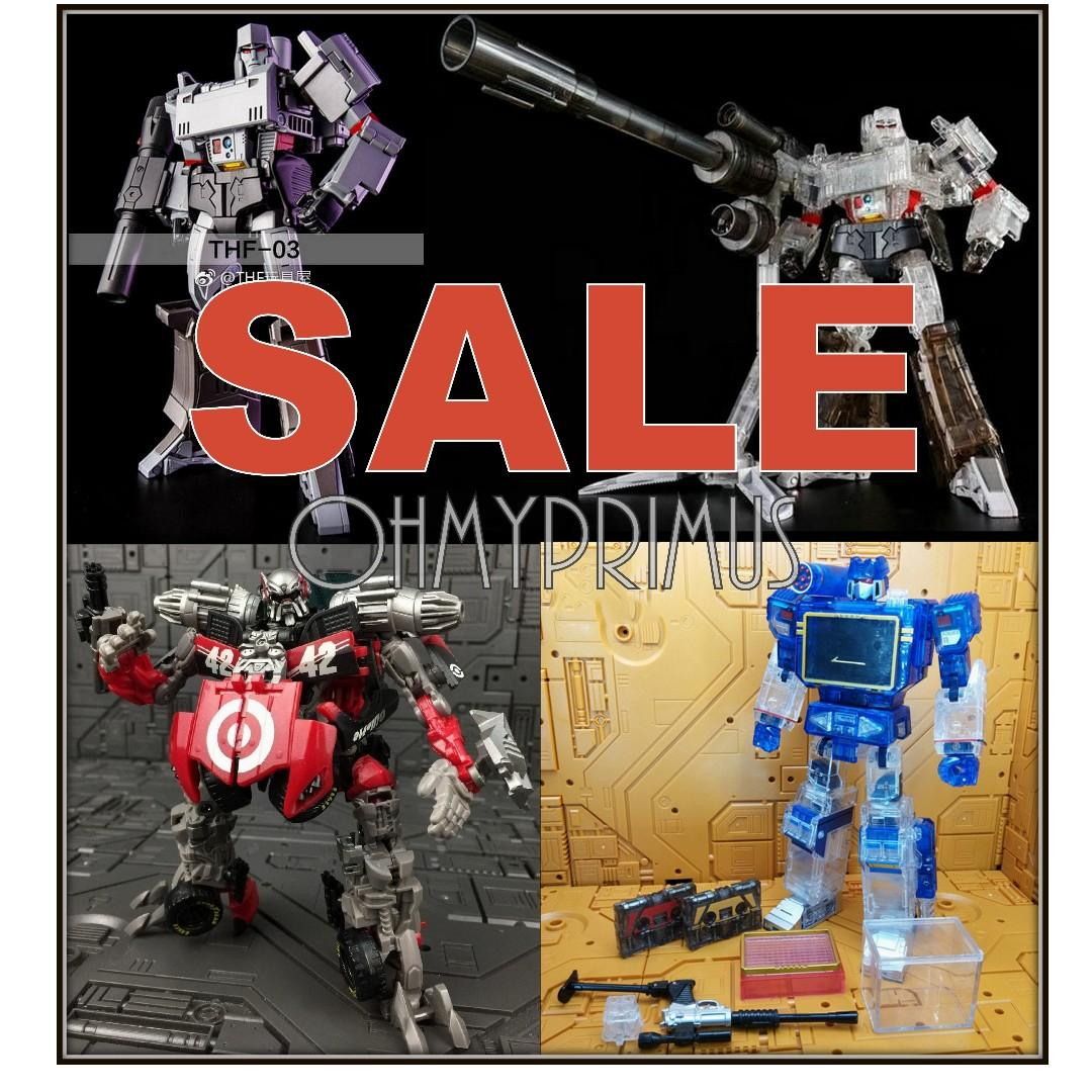 IN STOCK> Toy House Factory THF-02 THF02 Plump - KO
