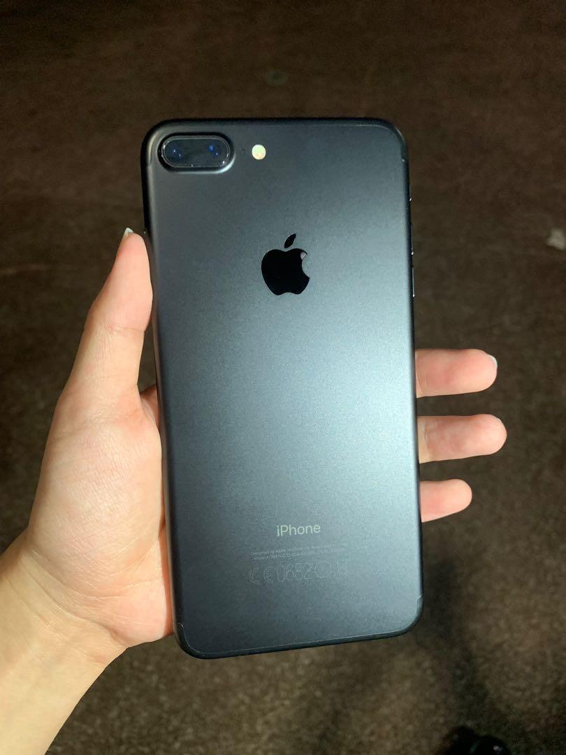 IPhone 7 Plus 128GB (Matte Black)