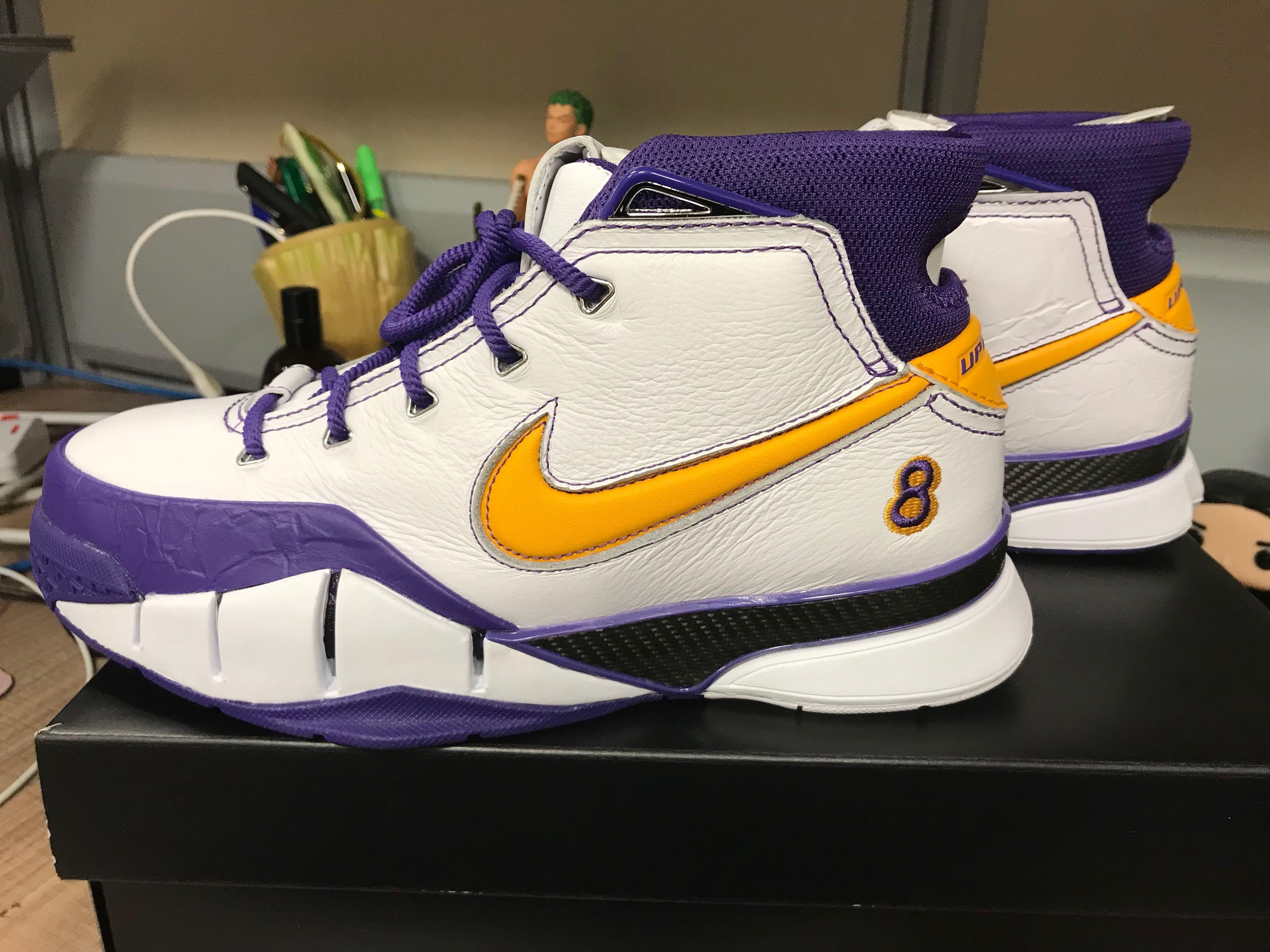 quality design ae9e7 b8b17 ... cheap kobe protro nike zoom air size 7us for sale or trade mens fashion  footwear sneakers