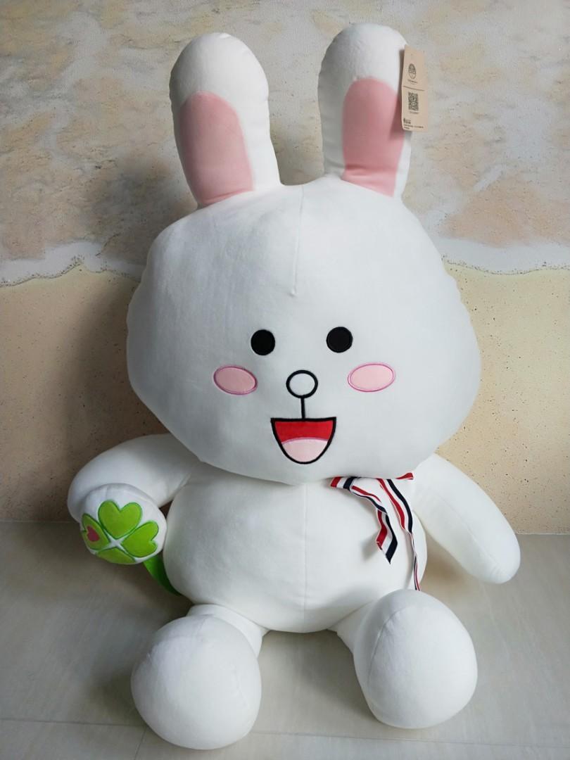 LINE cony plush toy 95cm