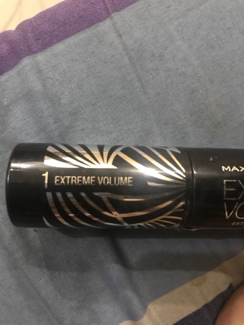 1ad88d34b14 Max Factor X Excess Volume Extreme Impact Mascara, Health & Beauty, Makeup  on Carousell