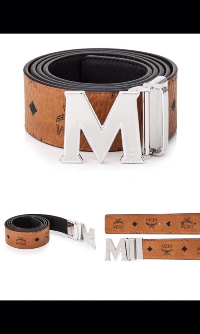 9dce07998197 MCM Claus Reversible belt