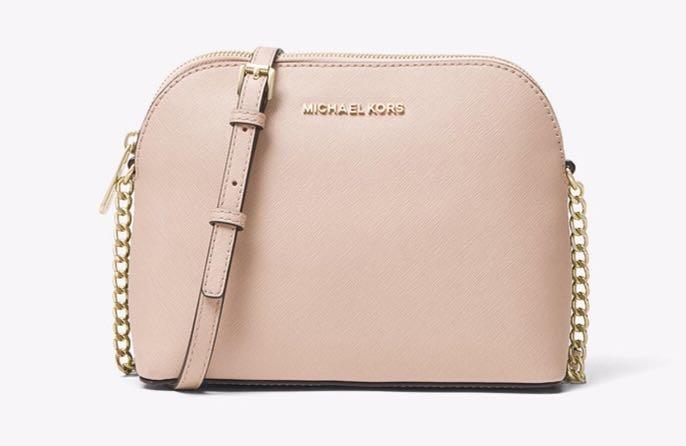 323191541577 Michael Kors Cindy Large Saffiano Leather Crossbody