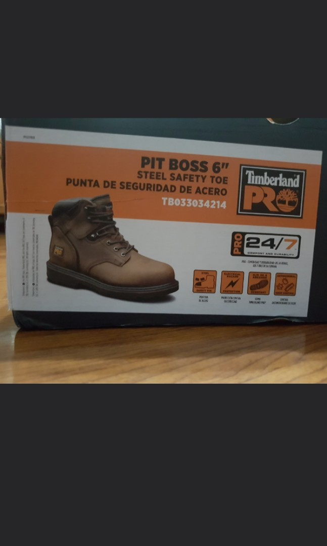 2242e140e20c New Timberland Pro Steel Toe Safety Boots   Shoes