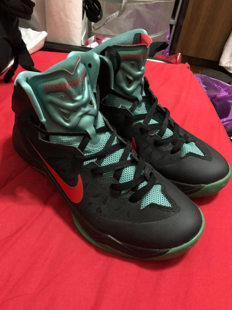 f52fb8d7e4cf Nike Hyperquickness US10 Basketball shoes