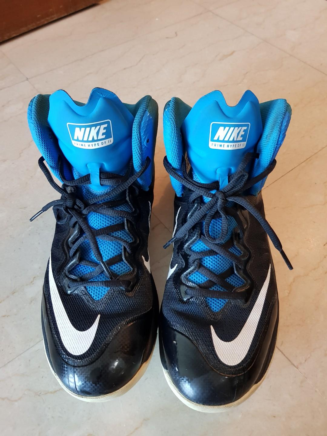 uk availability 6b00b 4af50 Nike Prime Hype DF II, Sports, Sports & Games Equipment on ...