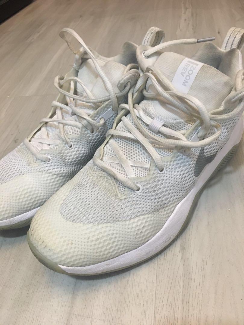 059fa8c41b7 Nike Zoom Rev Basketball shoe