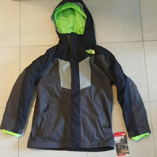 4089916b6 North Face Boys Triclimate Jacket, Babies & Kids on Carousell