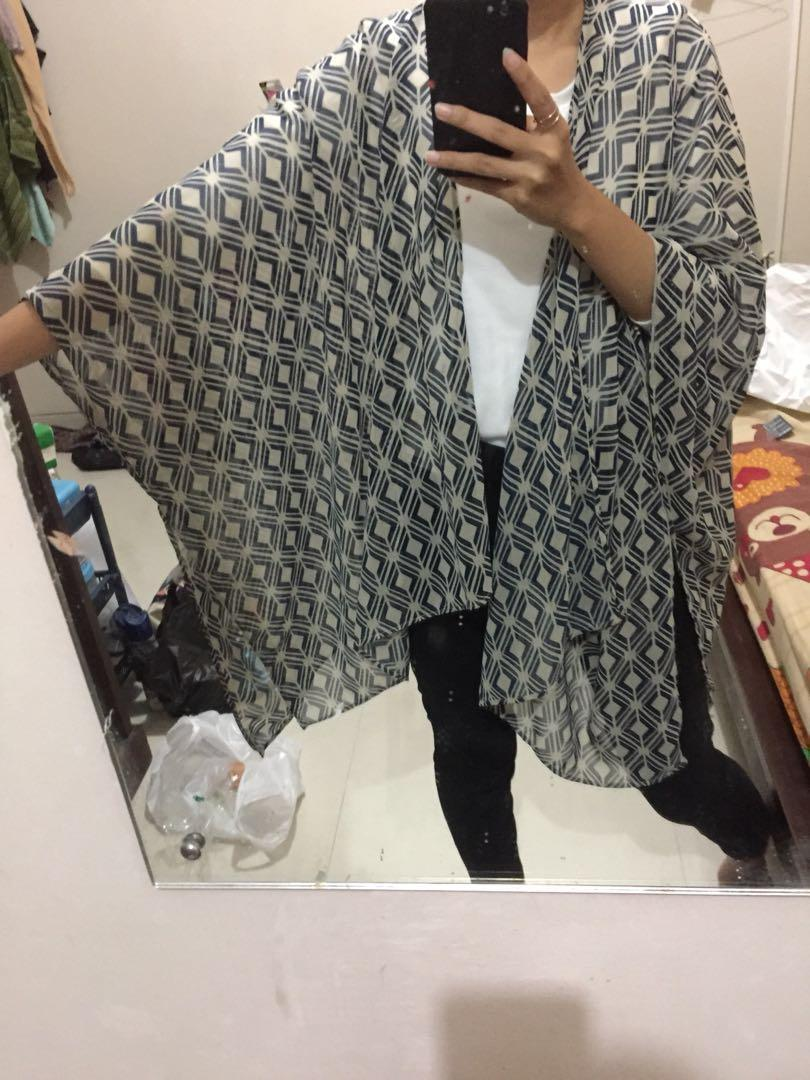 Outer floral NEW