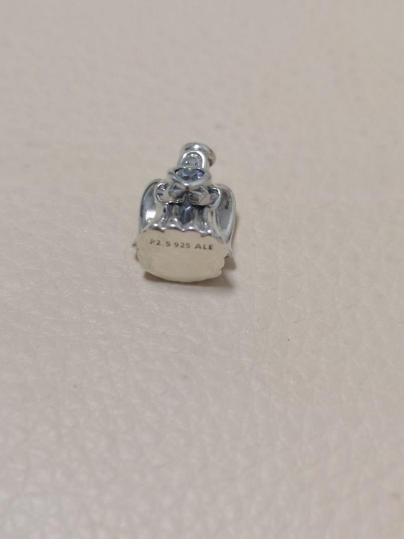 f7b8f67c5 Pandora angel silver Charm #72010cz, Women's Fashion, Jewellery, Bracelets  on Carousell
