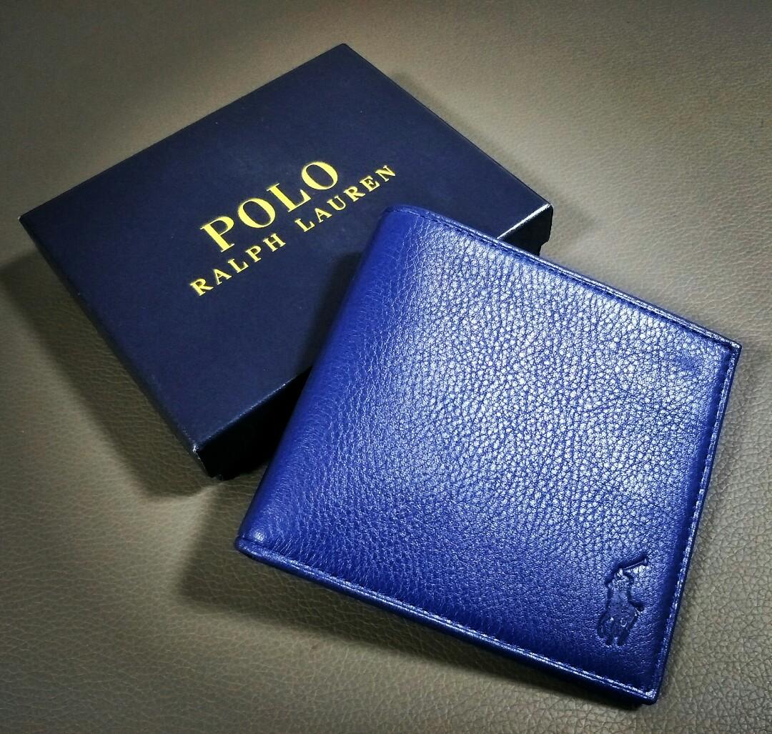 82045c1966a Polo Ralph Lauren Men wallet, Luxury, Bags & Wallets, Wallets on ...