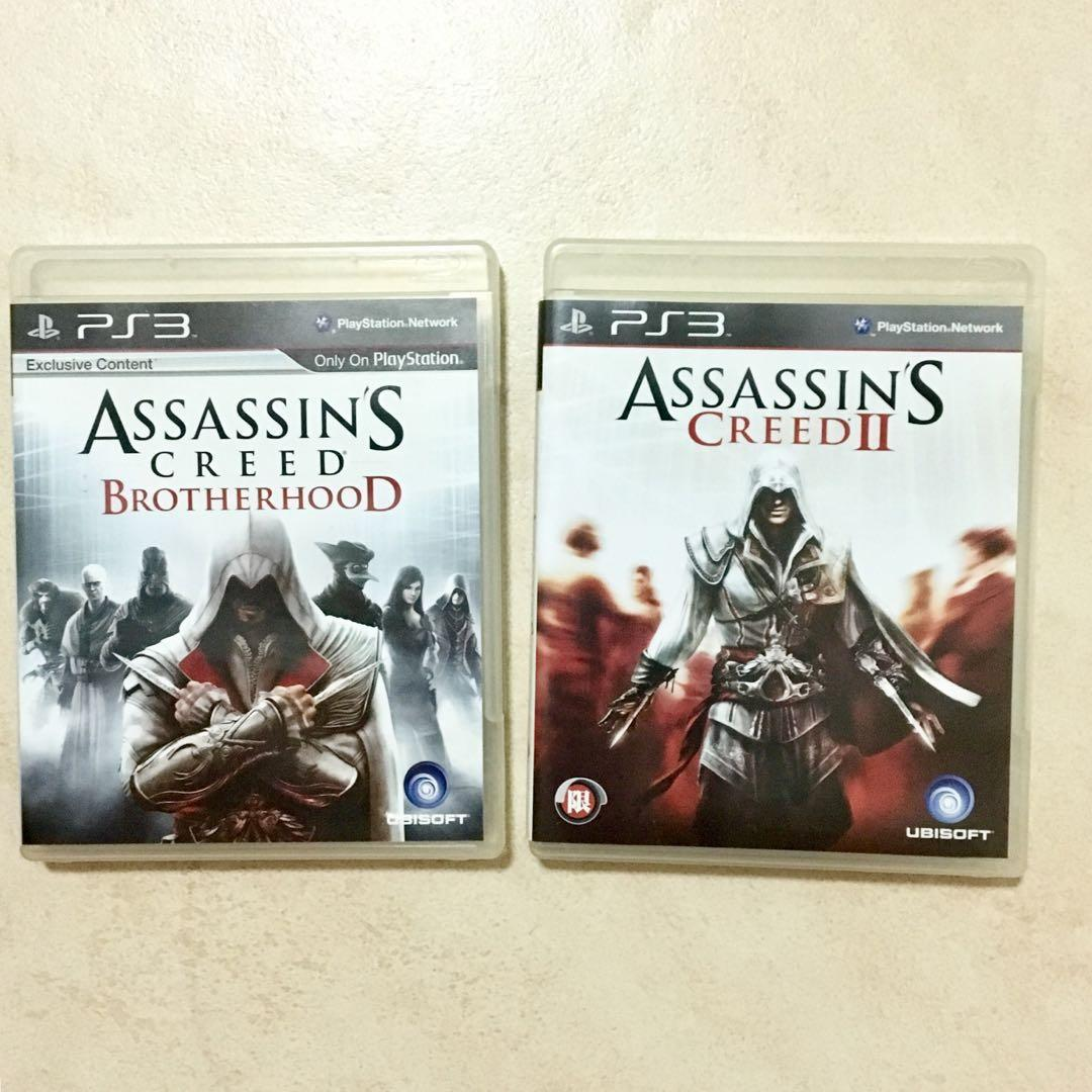 Ps3 Assassin S Creed Game Toys Games Video Gaming Video Games