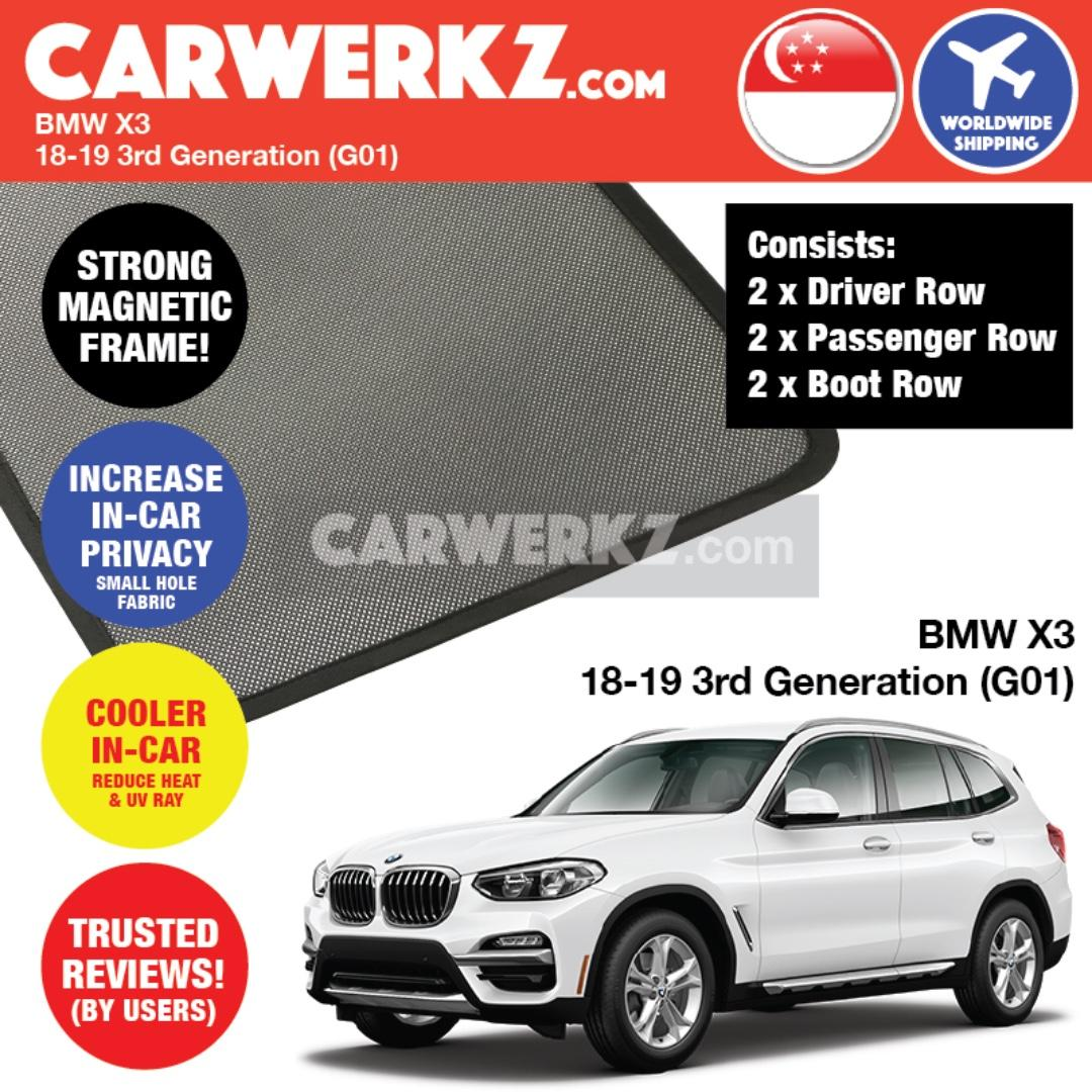 QUALITY] BMW X3 2018-2019 3rd Generation (G01) Customised