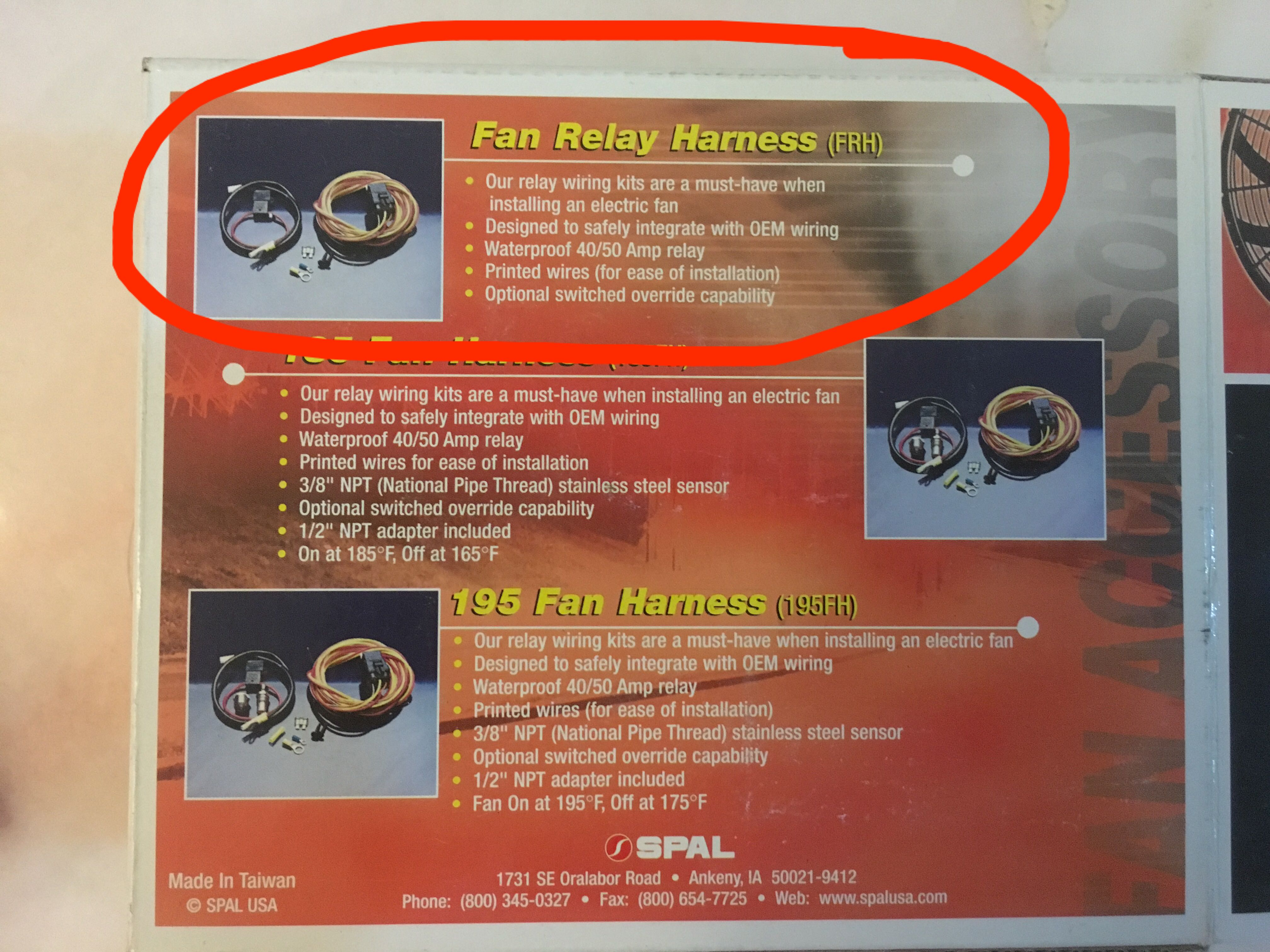 Peachy Spal Fan Relay Harness Car Accessories Accessories On Carousell Wiring Digital Resources Otenewoestevosnl